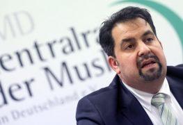 أيمن مازيك، رئيس المجلس المركزي للمسلمين في ألمانيا