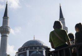 Moscheen öffnen ihre Türen