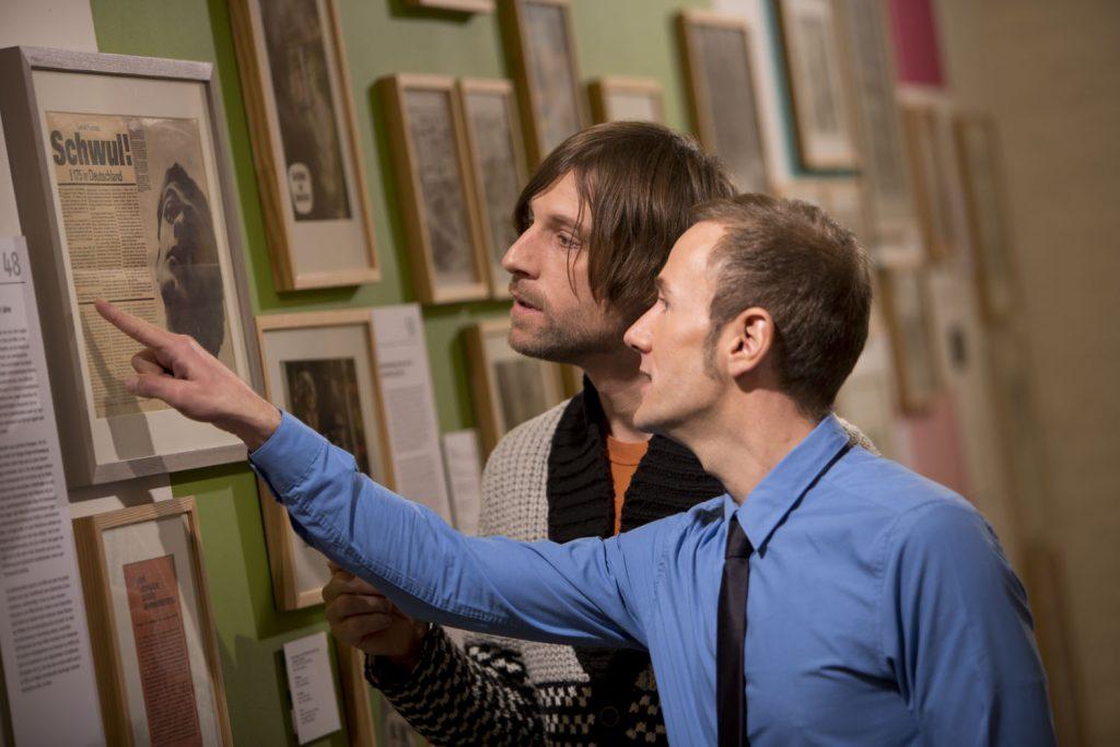 متحف المثلين جنسيا في برلين