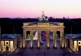 بوابة براندنبورغ في برلين