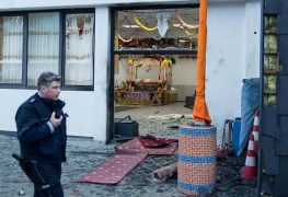 Anschlag auf Sikh Tempel in Essen