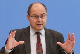 وزير الزراعة الألماني كريستيان شميت