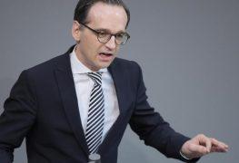 وزير العدل الألماني هايكو ماس