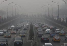Verschmutzung Luft