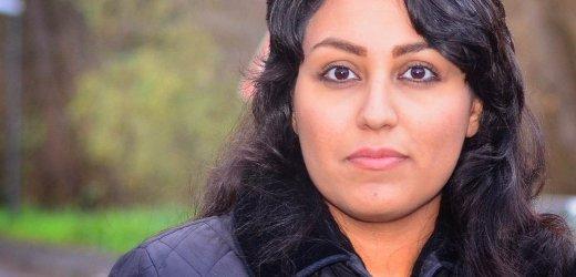 شاهربانو، عمرها 22 سنة من إيران. لقد جاءت إلى ألمانيا مع عائلتها في خريف 2015 وتعيش حالياً في هونفيلد في ولاية هيسن.