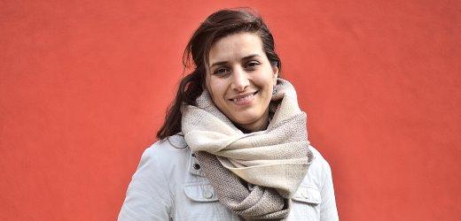 روزين، 30 سنة من سوريا. يتواجد في ألمانيا منذ سبتمبر 2013 ويعيش في إرفورت