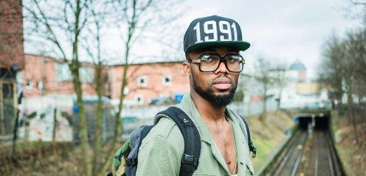 تشيغوزي، 26 سنة من نيجيرا. يتواجد في ألمانيا منذ 2013 ويعيش في هامبورغ