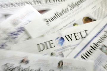 Zeitungsstand 1