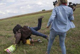 syrer-kamerafrau
