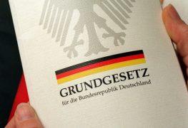 القانون الأساسي لجمهورية ألمانيا الاتحادية