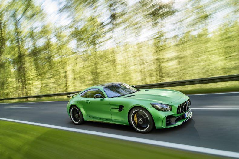 Mercedes-AMG baut den Sportler GT als R-Modell mit 585 PS