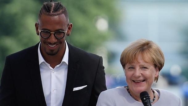 Merkel & Jerome