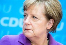 Merkel Umfrage