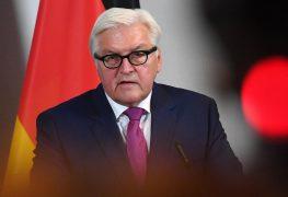 Außenminister Steinmeier in Brandenburg