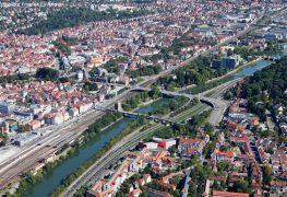 صورة أرشيفية - نهر النيكار في ولاية بادن فورتمبيرغ
