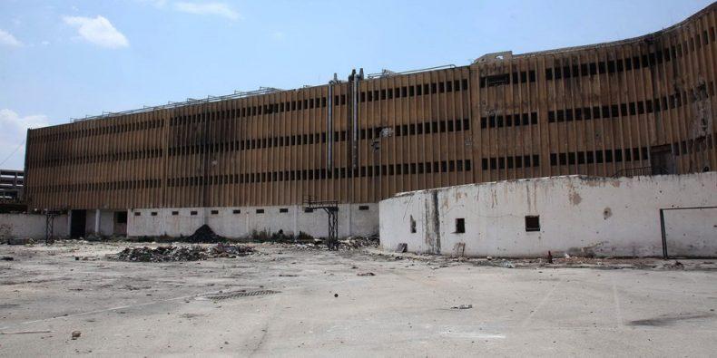Gefängnis Aleppo