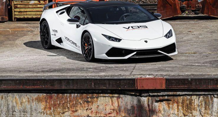 VOS Lamborghini Huracan_arabic