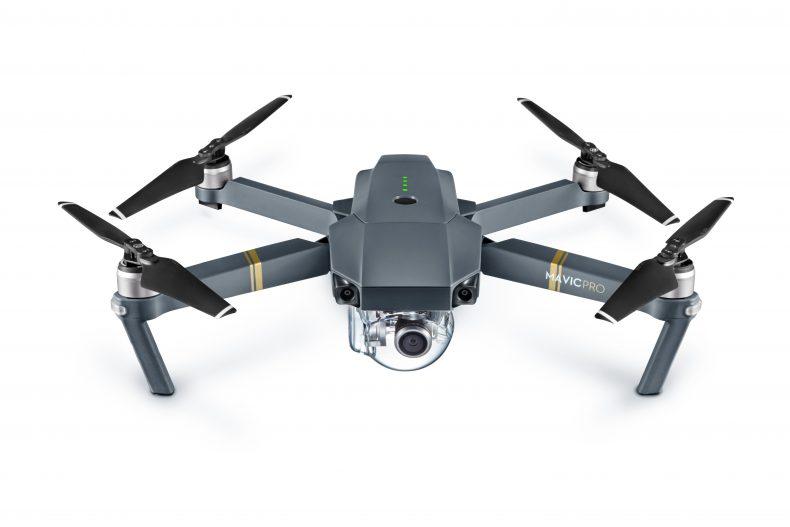 DJIs Drohne Mavic Pro