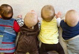 Bewegungsdrang von Babys nicht bremsen