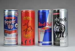 Energy-Getränken