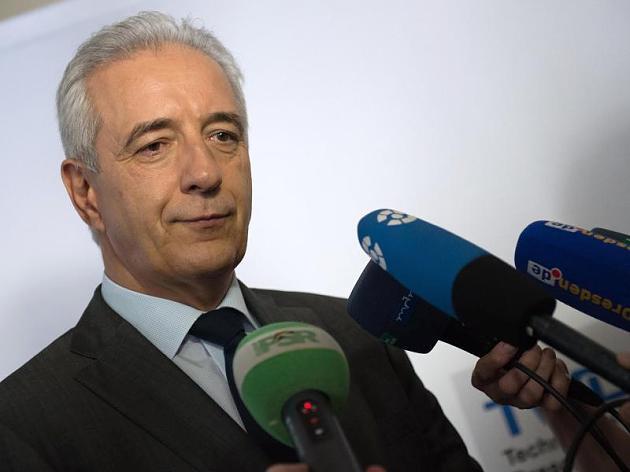 رئيس حكومة ولاية سكسونيا الألمانية شتانيسلاف تيليش