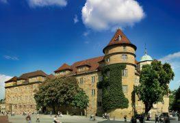 القصر القديم في شتوتغارت
