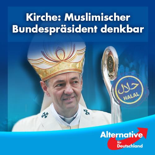 منشور حزب البديل من أجل ألمانيا على الفيسبوك