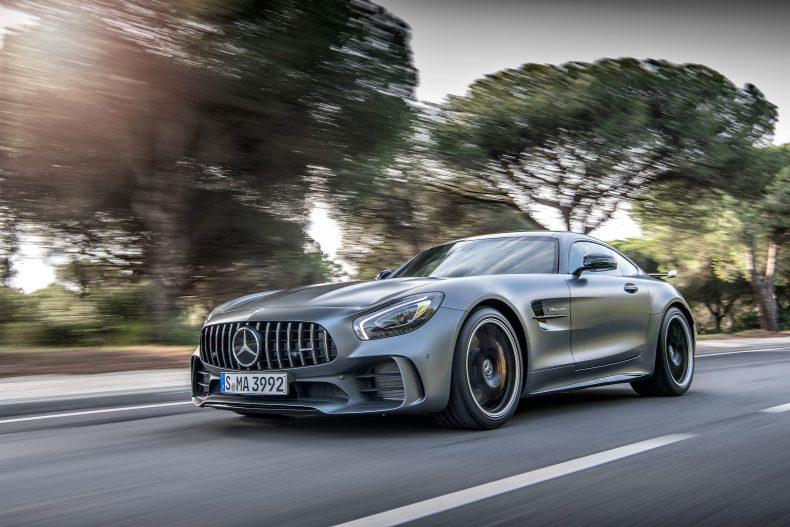 Mercedes-AMG GT-R startet bei 165 410 Euro