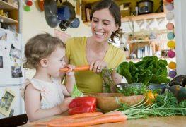 Ernährung  bei Kindern