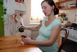 Schwangerschaft - Alkoholgenuss