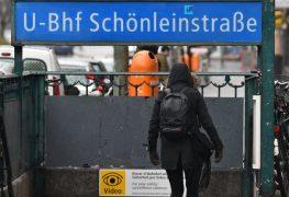 محطة قطارات الأنفاق شونلاين شتراسه في برلين