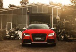 Audi RS5 von Fostla