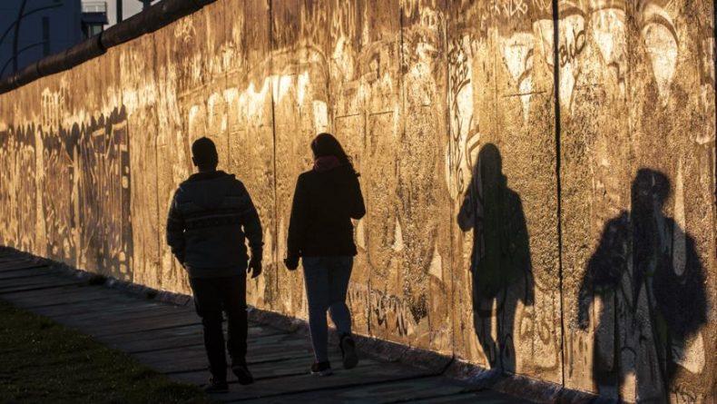 جزء من جدار برلين