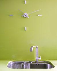 Grün als Wohntrend