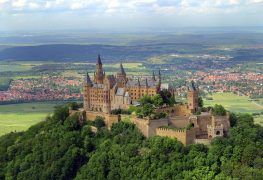 Castle Hohenzollern 01