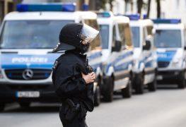Polizei-Einsatz in Hildesheim